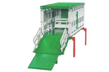BRUDER STOCK CRATE with REAR RAMP