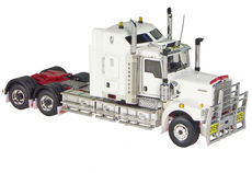 KENWORTH C509 PRIME MOVER (burgundy)   Very detailed