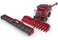 CASE/IH 9240 HEADER on TRACKS  Prestige Series