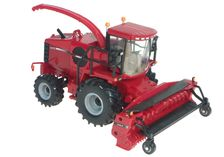 CASE/IH CHX620 SP FORAGE HARVESTER (2 heads)
