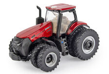 CASE/IH MAGNUM 400 AFS CONNECT with Frt & Rr Duals