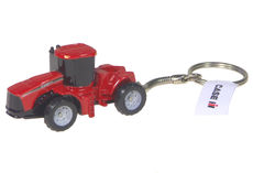 CASE/IH STEIGER 4WD TRACTOR KEY RING