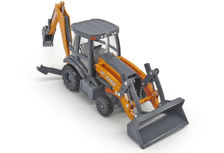 CASE 580 SUPER NT BACKHOE/LOADER