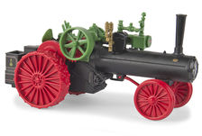 CASE TRACTION ENGINE