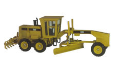 CATERPILLAR 140H ROAD GRADER