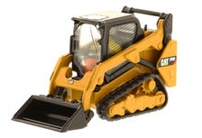 CATERPILLAR 259D COMPACT TRACKED LOADER