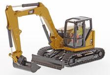 CATERPILLAR 309 NEX GEN MINI EXCAVATOR with interchangeable tools