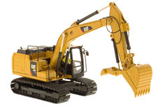 CATERPILLAR 323F L EXCAVATOR  very detailed model