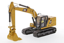 CATERPILLAR 323 NEXT GEN EXCAVATOR  very detailed