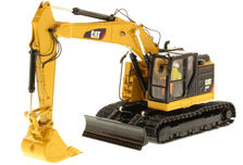 CATERPILLAR 335F L CR EXCAVATOR (metal tracks)