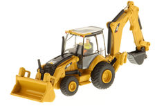 CATERPILLAR 450E BACKHOE LOADER