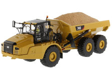 CATERPILLAR 745 ARTICULATED DUMP TRUCK   very detailed model