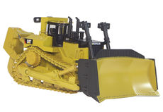CATERPILLAR D11T DOZER with REAR RIPPER  (metal tracks)