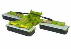 CLAAS DISCO 8550C FRONT DISC MOWER (to suit BR tractors and Claas Jaguar)