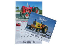 COLLECTOR MODELS 2019 CLASSIC TRACTOR CALENDAR  Price includes postage