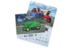 COLLECTOR MODELS 2020 CLASSIC TRACTOR CALENDAR (price includes postage)