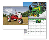 COLLECTOR MODELS 2021 CLASSIC TRACTOR CALENDAR (price includes postage)