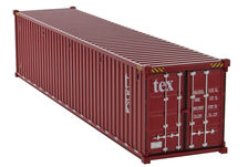 COLLECTOR MODELS 40 ft (12 m) SHIPPING CONTAINER - Maersk or tex