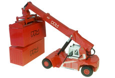 PPM CONTAINER CRANE/STACKER