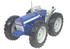 FORD COUNTY 654 4WD TRACTOR   precision model
