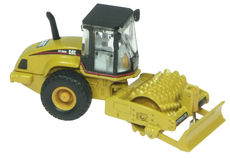 CATERPILLAR CP-563E PADFOOT ROLLER