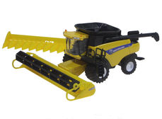 NEW HOLLAND CR8090 HEADER
