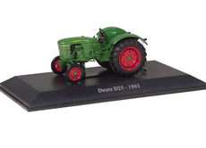 DEUTZ D25 TRACTOR (1963)    very detailed