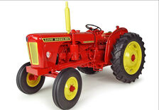 DAVID BROWN 950 IMPLEMATIC TRACTOR   precision quality model