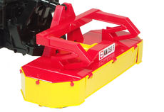 BRUDER DISC MOWER - FRONT MOUNTED for BR TRACTORS