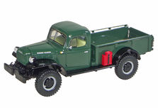 DODGE POWER WAGON PICK-UP