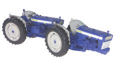 FORD DOE 130 4WD TRACTOR   precision model