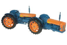 FORDSON DOE TRIPLE-D TRACTOR   precision model