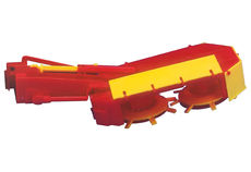 BRUDER DRUM TYPE ROTARY MOWER (rear linkage mtd.)