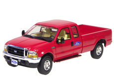 FORD F250 EXTENDED CAB PICK-UP TRUCK
