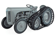 FERGUSON TEA20 HALF TRACK TRACTOR   very detailed model