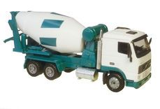 VOLVO FH12-420 CEMENT MIXER TRUCK