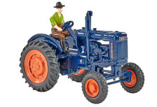FORDSON E27N MAJOR TRACTOR with DRIVER    BRITAINS 100th Anniversary edition