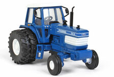 FORD TW-35 2WD TRACTOR with CABIN & DUALS  High Detail model