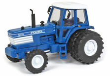 FORD TW-35 MFWD TRACTOR with CABIN & DUALS  High Detail model