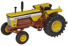 M-M G1000 TRACTOR   Highly Detailed model