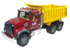 MACK GRANITE Series TIP TRUCK