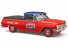 HOLDEN EH UTE (red)  Ampol livery,  Limited Availability
