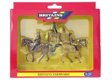 BRITAINS HORSES and RIDERS  (set/3)