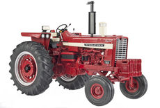 IH 1026 TRACTOR  PRECISION ELITE No. 4