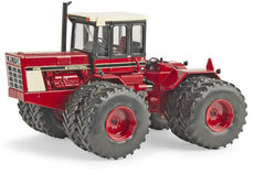 IH 4786 4WD TRACTOR with DUALS  Special Edition