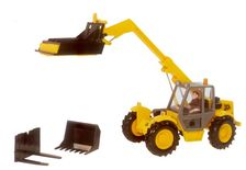 JCB 526S LOADALL TELESCOPIC HANDLER