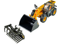 JCB 541-70 LOADALL TELESCOPIC HANDLER  with bucket and forks