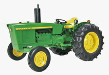 JOHN DEERE 2020 TRACTOR  highly detailed