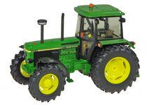 JOHN DEERE 3050 MFWD TRACTOR