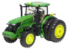 JOHN DEERE 7280R TRACTOR with Duals   Prestige series  (faded box)